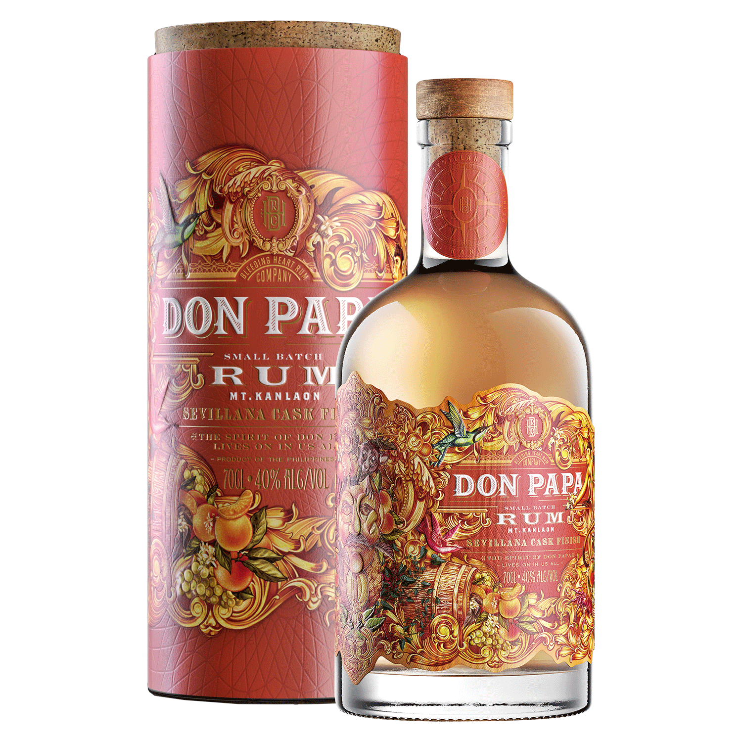 Don Papa Sevillana Cask (Limited Edition)